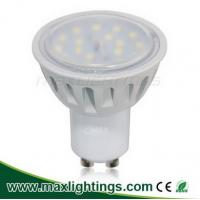 Buy cheap New design!7W led bulb,gu10 led,led gu10,led spot gu10,dimmable led gu10,gu10 led lamp from wholesalers