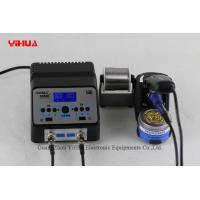 Quality YIHUA 938BD+ Anti-static Double Soldering Station With Iron Handles for sale