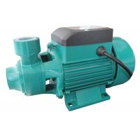 Wholesale 0.5 HP Qb Micro Vortex Water Pump , Peripheral Single Stage Vortex Impeller Submersible Pumps from china suppliers