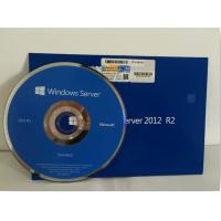 Wholesale Windows Sever 2012 Standard Software Genuine Key License Retailbox Lifetime Guarantee from china suppliers