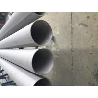 Wholesale AISI 304 316L Seamless Stainless Steel Pipes OD 6 - 630 mm , 5 - 6 m Length from china suppliers