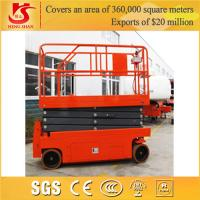 Wholesale Mobile mini hydraulic scissor lift 100-1000kg scissor lift from china suppliers