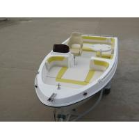 Wholesale Durable Foldable Table Fiberglass Fishing Boats For Relax , Fun , Tourist from china suppliers