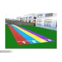 Wholesale Colorful children playground artificial turf from china suppliers