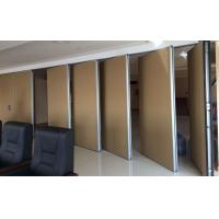 Wholesale 65 mm Type Panel Hanging Sound Proof Partitions For Hotel , Banquet Hall from china suppliers