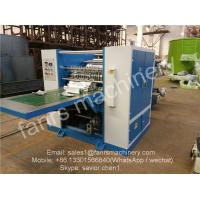 Wholesale Pop up Foil Sheet Folding Machine Paper Extraction Foil Sheet Folding Machine from china suppliers