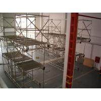 Wholesale Fast Boiler Scaffolding for Pulverized coal furnace boiler / Foldable Scaffolding from china suppliers