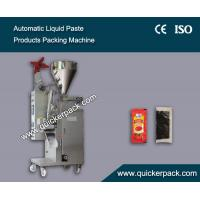 Wholesale Automatic Liquid Sauce Packaging Machine from china suppliers