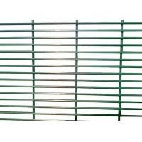 China Hot Dipped Galvanized Welded Wire Mesh Security Fencing Panels Multi Color on sale