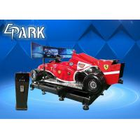 Wholesale 5KW Virtual Reality Simulation Ride , VR Car Driving Racing Game from china suppliers