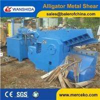 Wholesale Manufacture price Metal Alligator Shear with customized blade length for recycling and steel factory from china suppliers