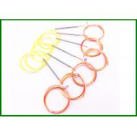 Buy cheap 40:60 SM G57A1 1*2 Single Mode Fiber Coupler Optical Splitter yellow cable for PON system from wholesalers