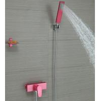 Wholesale Luxury Hand Hold Shower Sets Valve , Shower Mixer Valve Direct Factory from china suppliers