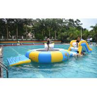Wholesale Mini Inflatable Water Park Equipment For Family Swimming Pool from china suppliers