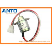 Wholesale 119653-77950 12V Excavator Spare Parts Fuel Cut Off Solenoid For Yanmar 4TNV94L-SFN from china suppliers