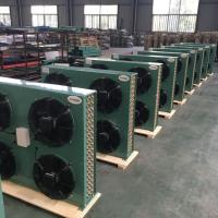 Wholesale China Hot Sale Horizontal Air Condenser for Refrigeration Unit from china suppliers