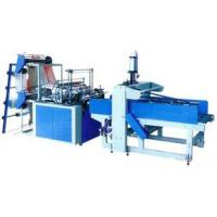 Wholesale Side Weld Bag Making Machine , Glue Patch Bread Bags Making Machine from china suppliers