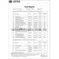 Nanjing Skypro Rubber&Plastic Co.,ltd Certifications