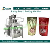 Wholesale Stand - up Bag Automatic Pouch Packing Machine with PLC controller from china suppliers