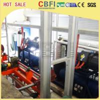 Quality 1 ton To 100 tons Per Day Block Ice Maker / Ice Block Making Business for sale