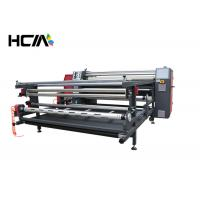 Quality Top Feeding T Shirt Heat Transfer Machine Garment Roller Sublimation Printing Machine for sale
