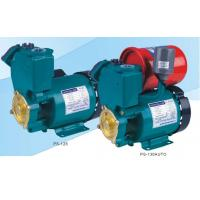 Wholesale Farm Clean Water Self Priming Water Transfer Pump 0.25HP/0.18KW 220V 50HZ from china suppliers