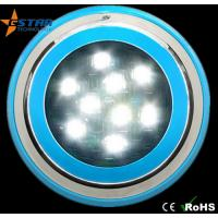 Wholesale Dia 300mm PAR56 9 × 2W Led Underwater Lights Using Epistar Chip AC 24V from china suppliers