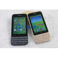 Wholesale Android MTK6572 Chip Dual Core Smartphones Dual Camera 3G Talk 3.5 Inch HVGA from china suppliers