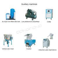 Wholesale Fully Automatic Plastic Bottle Blow Molding Machine , PET Injection Molding Machine from china suppliers