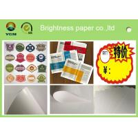 Wholesale C2s 100% Virgin Pulp Glossy Printing Paper For Label High Stiffness from china suppliers