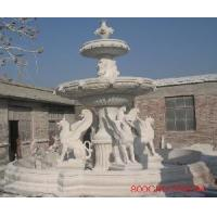 Wholesale Marble Carved Fountain / Water Fountain (LY-092) from china suppliers