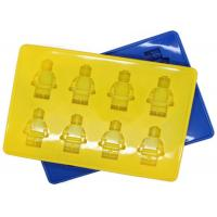Wholesale Portable Wear Resistant Silicone Ice Tray Molds Of Cute Robort Shaped from china suppliers