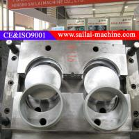 Quality P20 Material PPR Plastic Pipe Fitting Mould / Plastic Injection Mould Making 5 Million Shot for sale