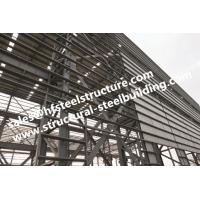 Wholesale Q235 Q345  Heavy Metal Structural Steel Fabrication For Construction Projects from china suppliers