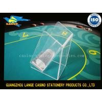 Wholesale Acrylic Casino Accessories Casino Discard Holder 242*155*102mm from china suppliers