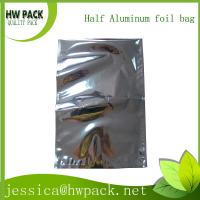 Wholesale large half aluminum foil anti-static  bag for LED screen from china suppliers