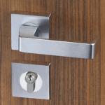 Wholesale Easy Installation Mortise Door Lock Zinc Alloy Handle For 38 - 55mm Door from china suppliers