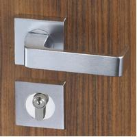 Wholesale Easy Installation Mortise Door Lock Zinc Alloy Handle For 38 - 55mm Door from china suppliers