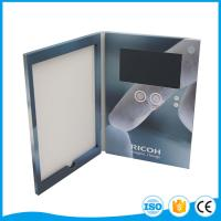 Wholesale Laser Cut Wedding Lcd Video Brochure Player , Acrylic Lcd Invitation Card from china suppliers