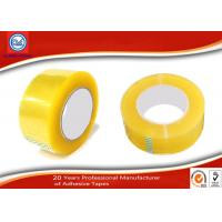 Wholesale High tensile strength 48mm BOPP Packaging Tape , Self Adhesive Carton Sealing Tape from china suppliers