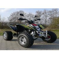 Wholesale CG Youth Four Wheelers Water Cooled , Rear Disc Brake 200cc Road Legal Quad Bikes from china suppliers