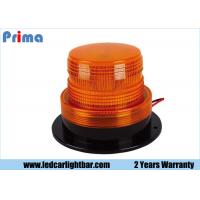 Wholesale Amber Led Beacon Light , 5 Leds Forklift Emergency Strobe Lights from china suppliers