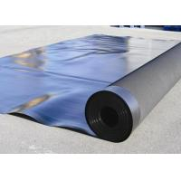 Wholesale High Tensile Strength HDPE Geomembrane , High Density Polyethylene from china suppliers