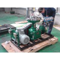 Wholesale Chemical / Industrial Diaphragm Type Compressor , High Pressure Gas Compressor from china suppliers