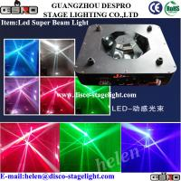 Wholesale Disco / Home Party LED Stage Light Effect , Professional Stage Lighting from china suppliers