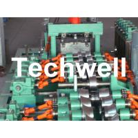 Wholesale High Speed C & Z Purlin Roll Forming Machine, Quick Interchangeable from china suppliers