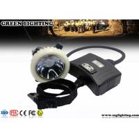 Wholesale 3.7V IP67 CREE Mining Cap Lights With Rear Warning Light Atex Certification from china suppliers