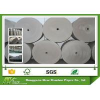 Wholesale Paper in Reel 600 - 1400 gsm Grey Paper Roll Thickness Gray Board Paper from china suppliers