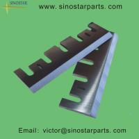 Wholesale Veneer knife for wood industry from china suppliers