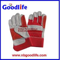 Wholesale cow split leather gloves mens leather gloves cow leather gloves from china suppliers